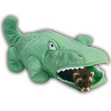 <strong>Marshall Pet</strong> Ferret Hide N Sleep Alligator