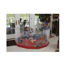 Deluxe Small Animal Playpen