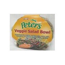 Veggie Salad Bowl Food for Pet