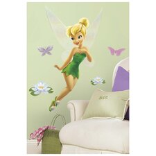 Licensed Designs Tinker Bell Giant Wall Decal Set