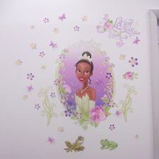 <strong>Room Mates</strong> Licensed Designs The Princess and The Frog Wall Decal