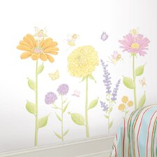 <strong>Room Mates</strong> Megapacks Fairy Garden Wall Decal