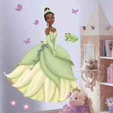 <strong>Room Mates</strong> Licensed Designs Tiana Giant Wall Decal
