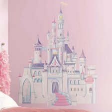 <strong>Room Mates</strong> Licensed Designs Disney Princess Castle Wall Decal