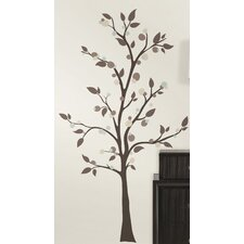 Deco Mod Tree Peel and Stick Giant Wall Decal