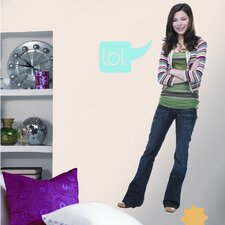 Favorite Characters Nickelodeon iCarly Giant Wall Decal
