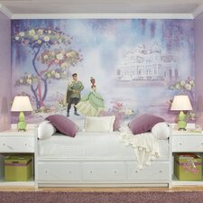 <strong>Room Mates</strong> Extra Large Murals The Princess and The Frog Wall Decal