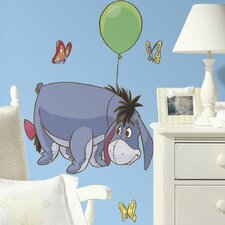 <strong>Room Mates</strong> Licensed Designs Eeyore Giant Wall Decal