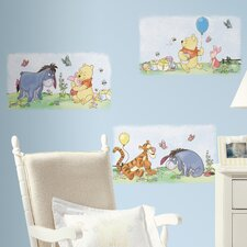 Room Mates Deco Winnie The Pooh Poster Wall Decal