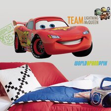 Room Mates Deco Cars 2 Giant Wall Decal