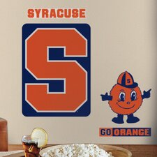 <strong>Room Mates</strong> Syracuse Giant Wall Decal