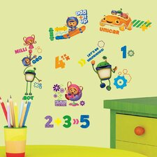 <strong>Room Mates</strong> Team Umizoomi Wall Decal