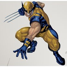 Licensed Designs Wolverine Giant Wall Decal