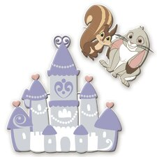 Popular Characters Sofia the First Foam Characters Wall Sticker