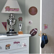 University of Maryland Terps Peel and Stick Wall Decal
