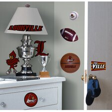 University of Louisville Peel and Stick Wall Decal