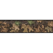 Mossy Oak Camo Peel and Stick Wall Border