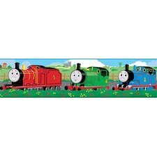 Thomas and Friends Peel and Stick Wall Border