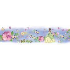 Licensed Designs Princess and Frog Wall Border