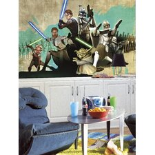 XL Murals Star Wars The Clone Wars Wall Decal