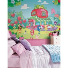 XL Murals Strawberry Shortcake Wall Decal