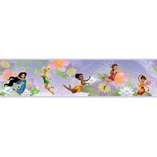 Licensed Designs Disney Fairies Wall Border