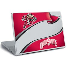 Laptop Wear Ohio State Peel and Stick Laptop Wear