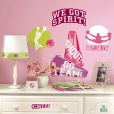 Room Mates Deco Cheers Wall Decal