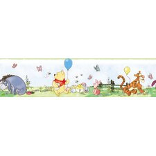 <strong>Room Mates</strong> Winnie The Pooh Toddler Wallpaper Border
