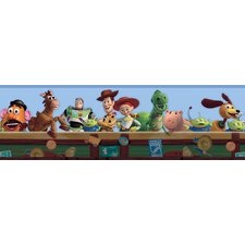 <strong>Room Mates</strong> Toy Story Wallpaper Border