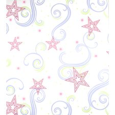 Star Glitter Wallpaper