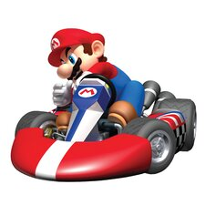 Mario Kart Peel and Stick Giant Wall Decal