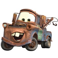 Cars - Mater Peel and Stick Giant Wall Decal