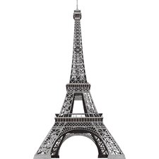 <strong>Room Mates</strong> 13 Piece Eiffel Tower Giant Wall Decal