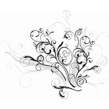 Forever Twined Giant Wall Decal