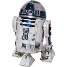 Star Wars Classic R2D2 Peel and Stick Giant Wall Deca
