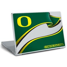 University of Oregon Peel and Stick Laptop Wear