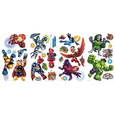 Marvel Super Hero Squad Wall Decal