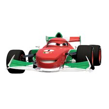 Cars 2 Francesco Giant Wall Decal