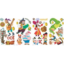 Jake and The Neverland Pirates Wall Decal