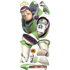 Toy Story Buzz Peel and Stick Giant Wall Decal with Personalization