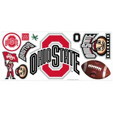 Ohio State Peel and Stick Giant Wall Decal