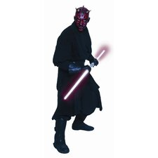 Star Wars Episodes 1 - 3 - Darth Maul Peel and Stick Giant Wall Decal