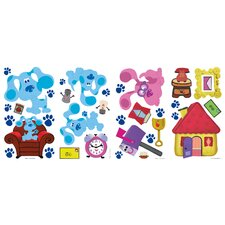 Blues Clues Peel and Stick Wall Decals