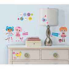 <strong>Room Mates</strong> Lalaloopsy Wall Decal