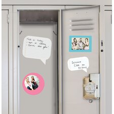 Peel & Stick Notepad Dry Erase Wall Decal