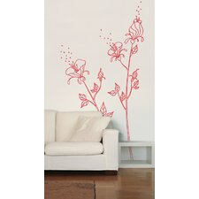 Mia & Co Pollen Wall Decal