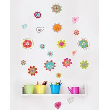 Mia & Co Spring Wall Decal