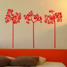 <strong>Room Mates</strong> Mia & Co Flair Wall Decal