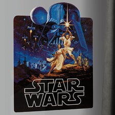 Peel & Stick Giant Star Wars Classic Collage Wall Decal
